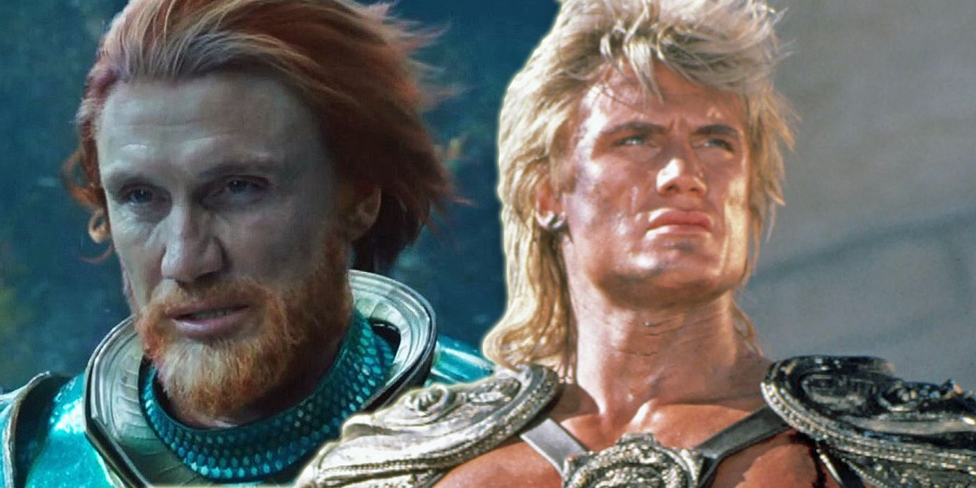 Dolph Lundgren Credits Aquaman Role to Masters of the Universe