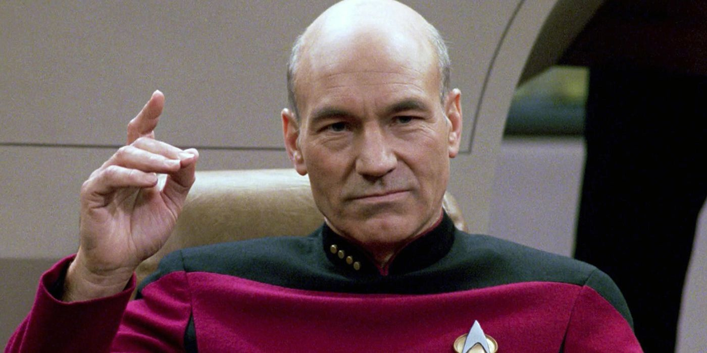 Star Trek Promo Examines What Makes Patrick Stewart's Picard So Iconic