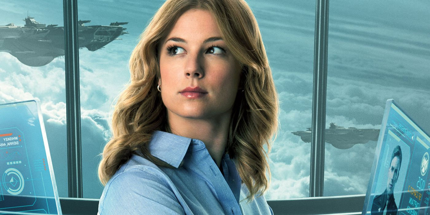 Falcon and The Winter Soldier Debuts Sharon Carter's Costume