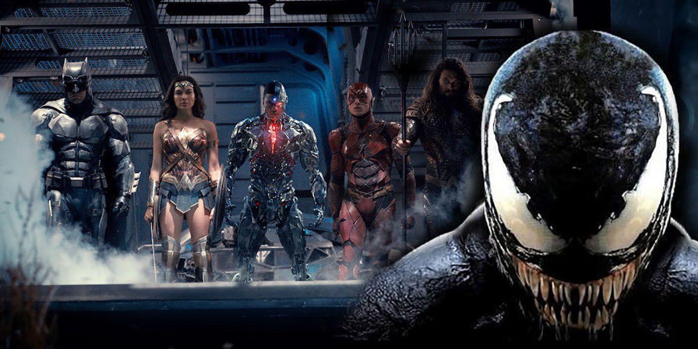 Venom Has Passed Justice League's Box Office Total | CBR
