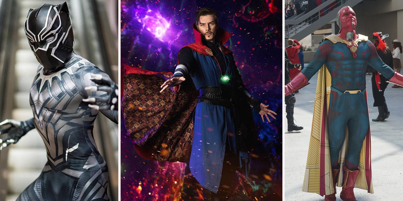Assembled: 25 Avengers That Should Be Impossible To Cosplay (But Fans Still Pulled Off)