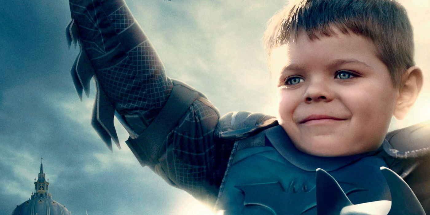 San Francisco's Savior, Batkid, is Officially Cancer-Free