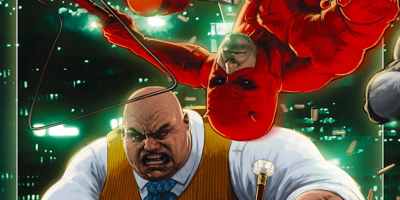 REVIEW: Daredevil Fights for the Entire Marvel Universe in Marvel Knights 20th #1