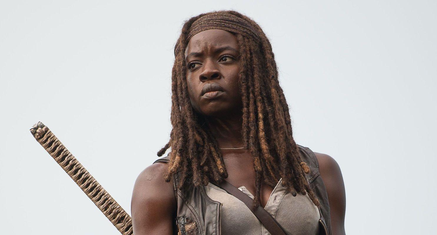 Walking Dead: AMC Releases Michonne's [SPOILER]-Killing Scene