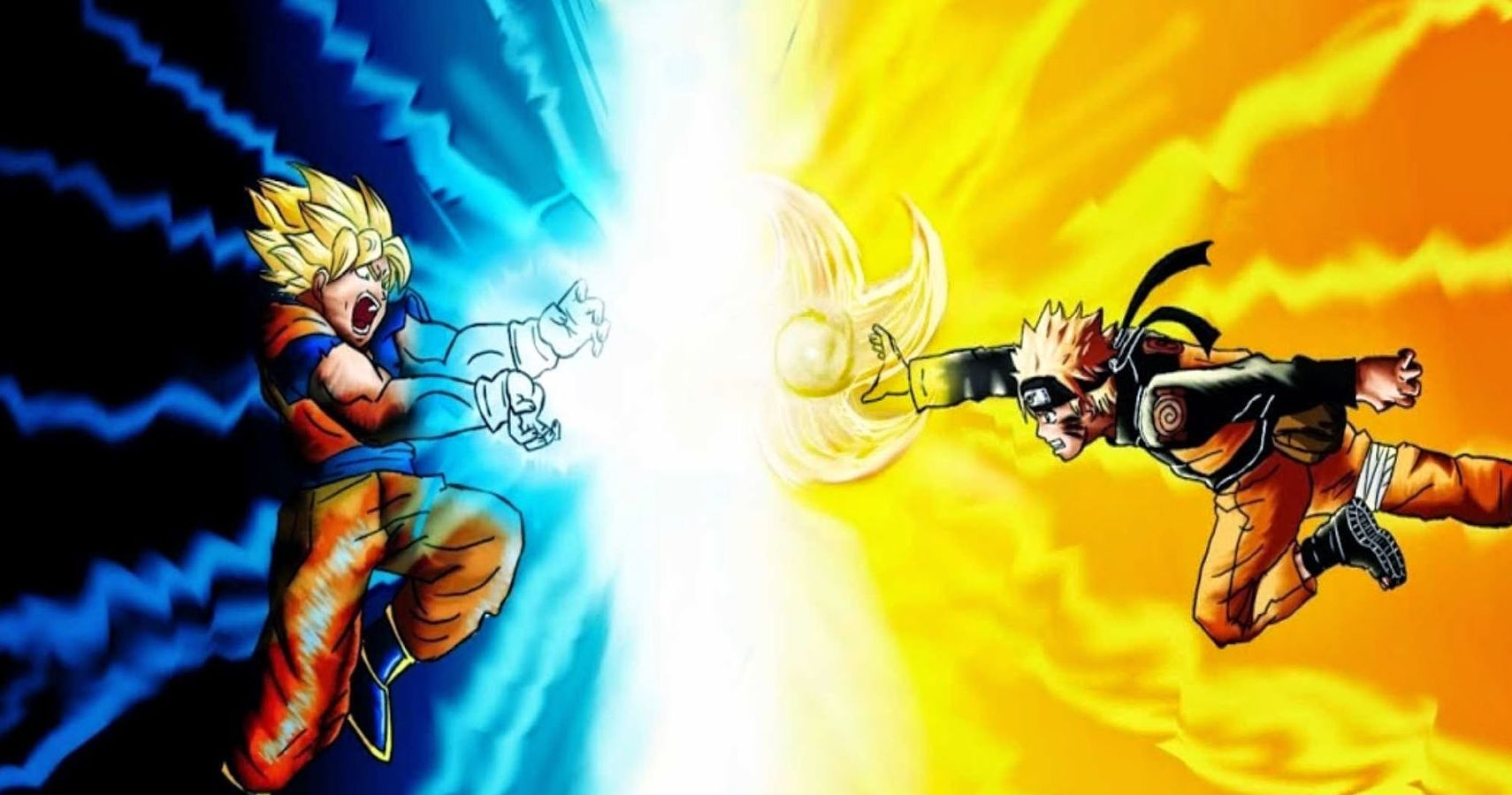 10 Reasons Why Goku Could Destroy Naruto (And 10 Why Naruto