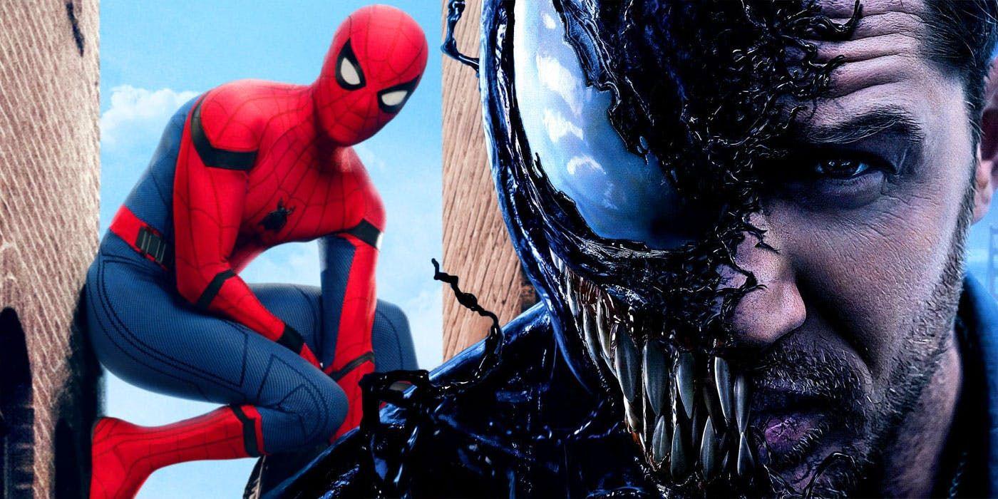 Venom Director Insists A Spider-Man Clash Is Virtually Inevitable