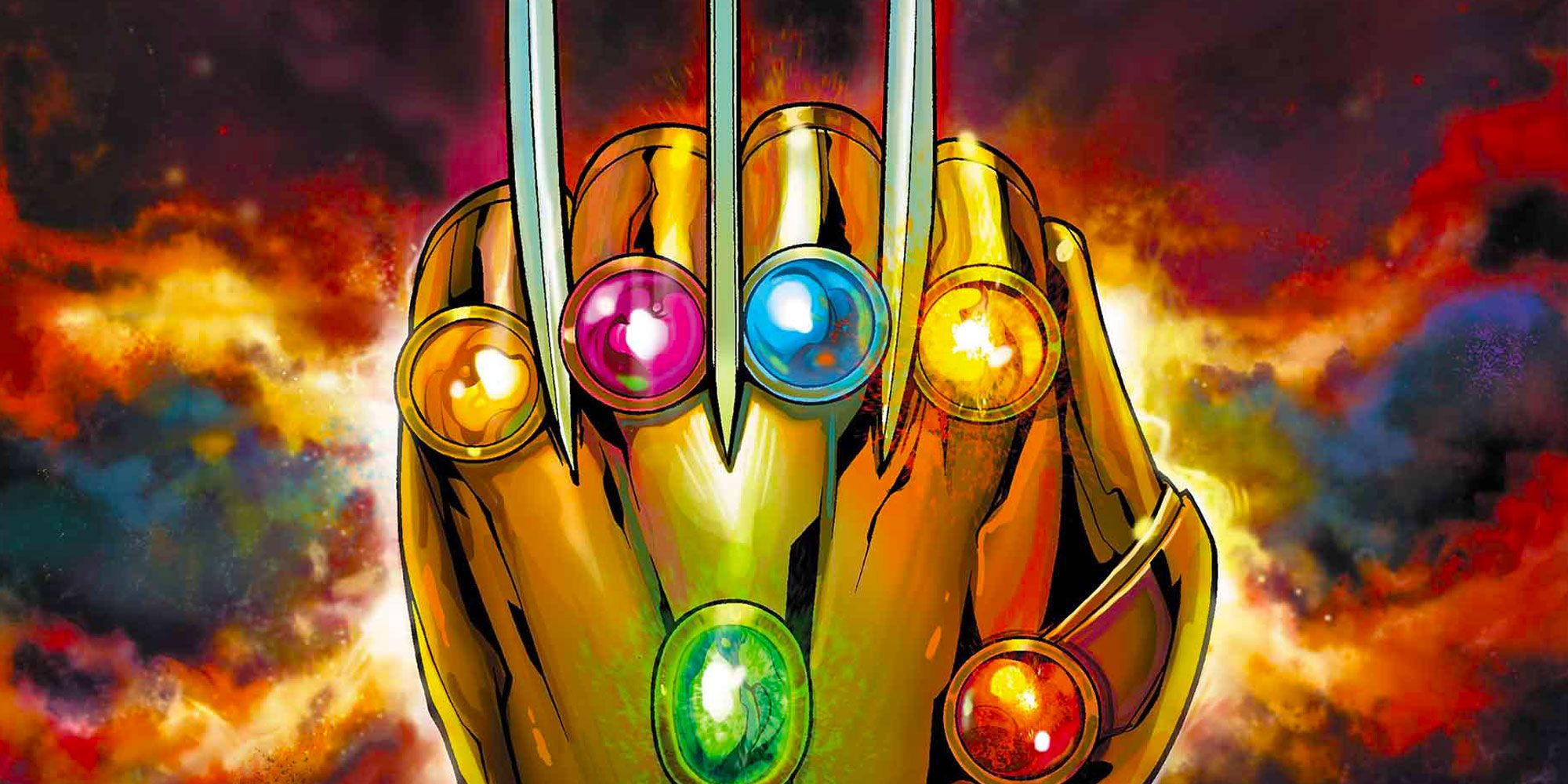 Marvel Teases Wolverine Wearing the Infinity Gauntlet in 2019
