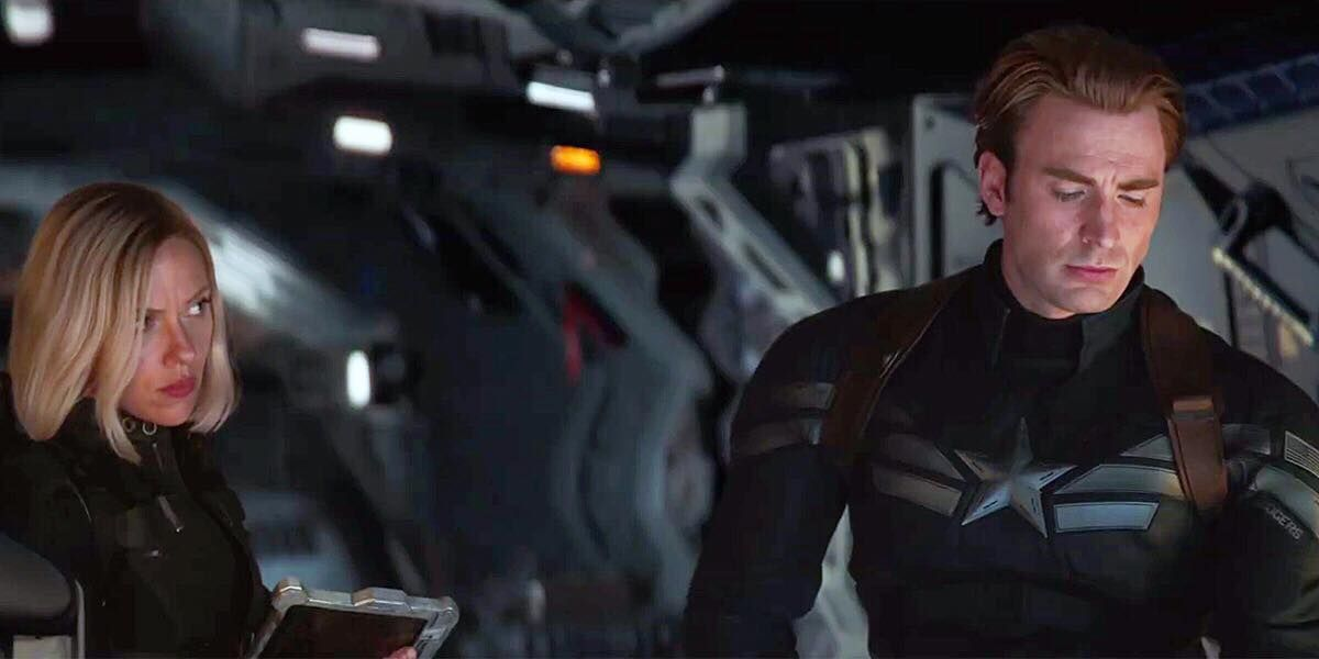 Captain America's Stealth Suit: Why Cap Wore It to Kill Thanos in Endgame