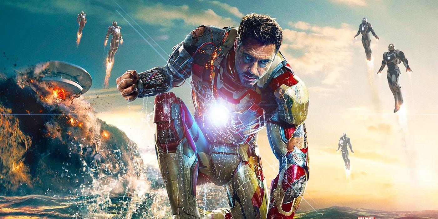 Avengers: Endgame Sees Return of Iron Man 3 Character  CBR