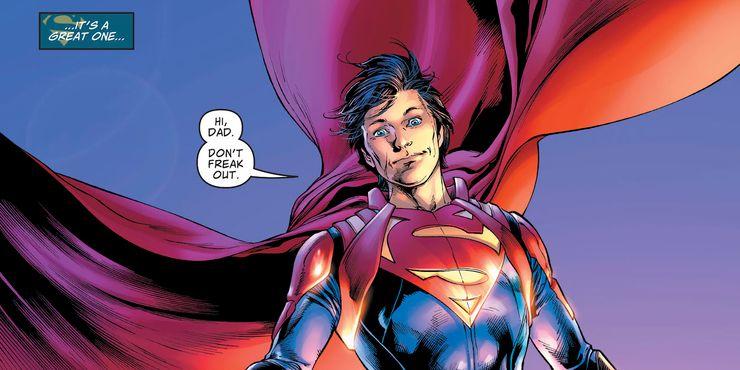 Jon Kent - Llámame Superman pero no Clark Kent