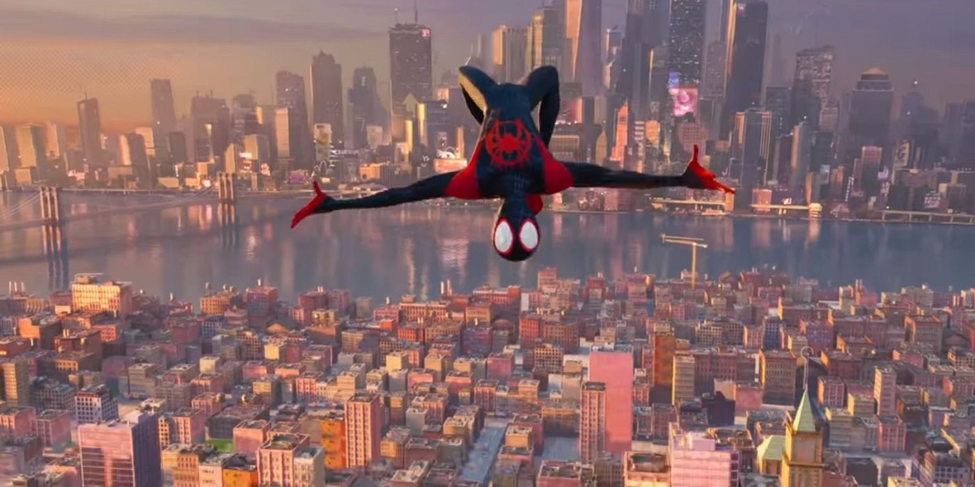 Spider-Man: Into the Spider-Verse Gets Limited Theatrical Re-Release