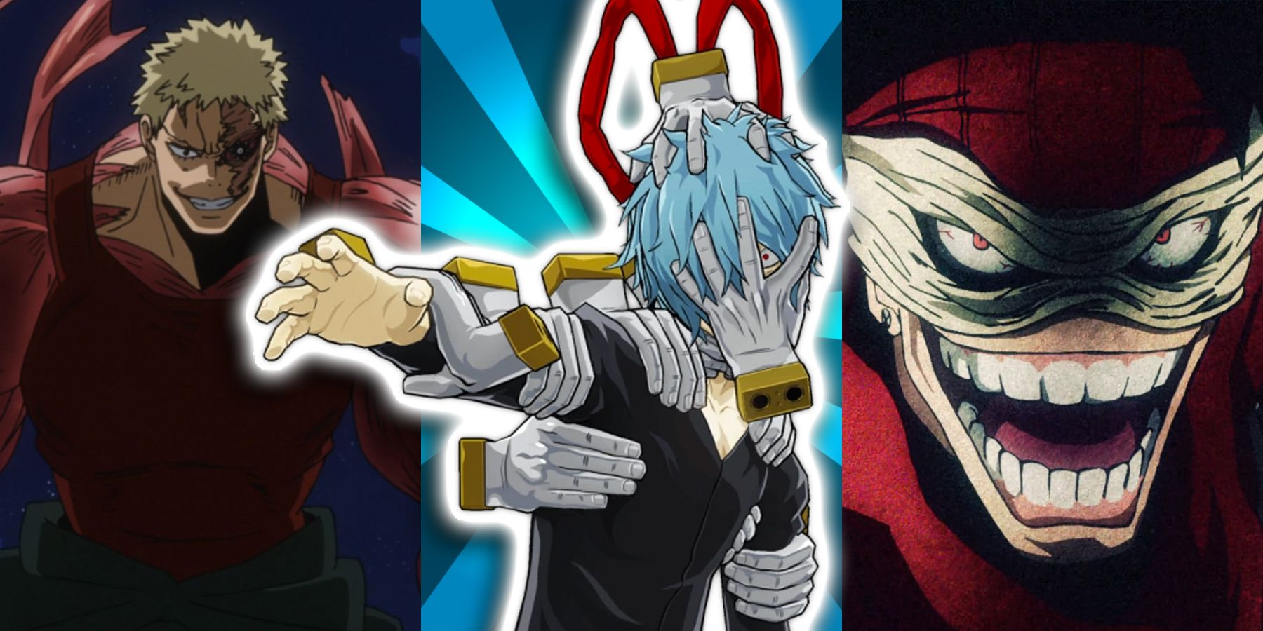 My Hero Academia: All Villains Ranked From Weakest To Strongest