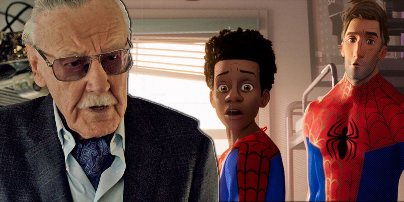 Into the Spider-Verse Director Reveals Stan Lee's Alternate Dialogue