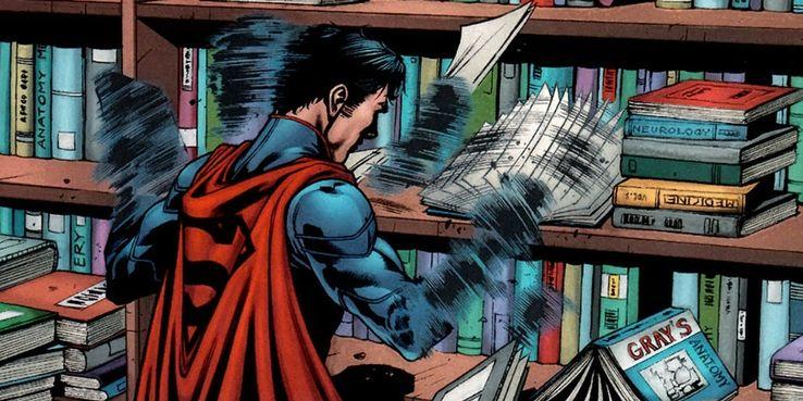 Superman Super Intelligence - La clasificación definitiva de todos los poderes de Superman