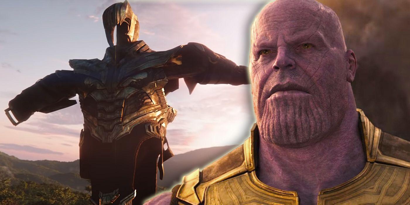 avengers  endgame directors reveal that thanos retired
