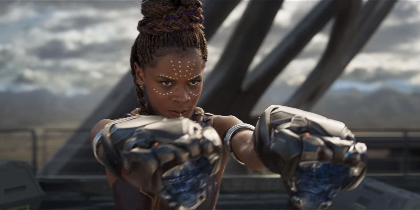 Avengers: Endgame's Letitia Wright Learned Shuri Died the Same Way Fans Did