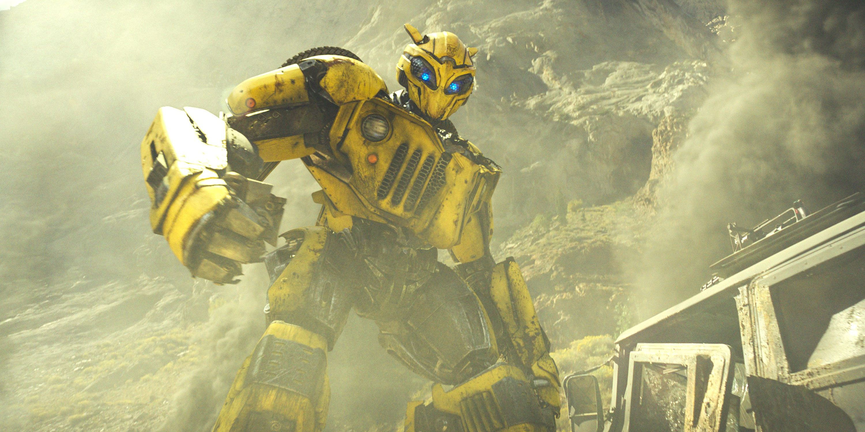 How Bumblebee Changes The Transformers Movie Timeline Cbr