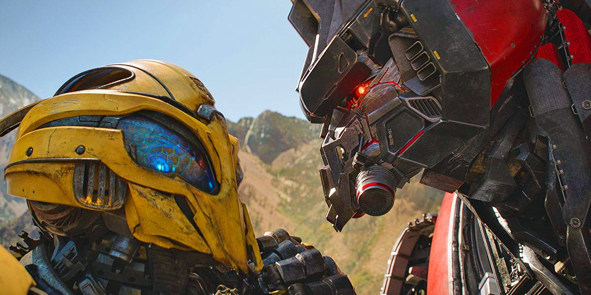 Every Transformer That Appears In The Bumblebee Movie Cbr