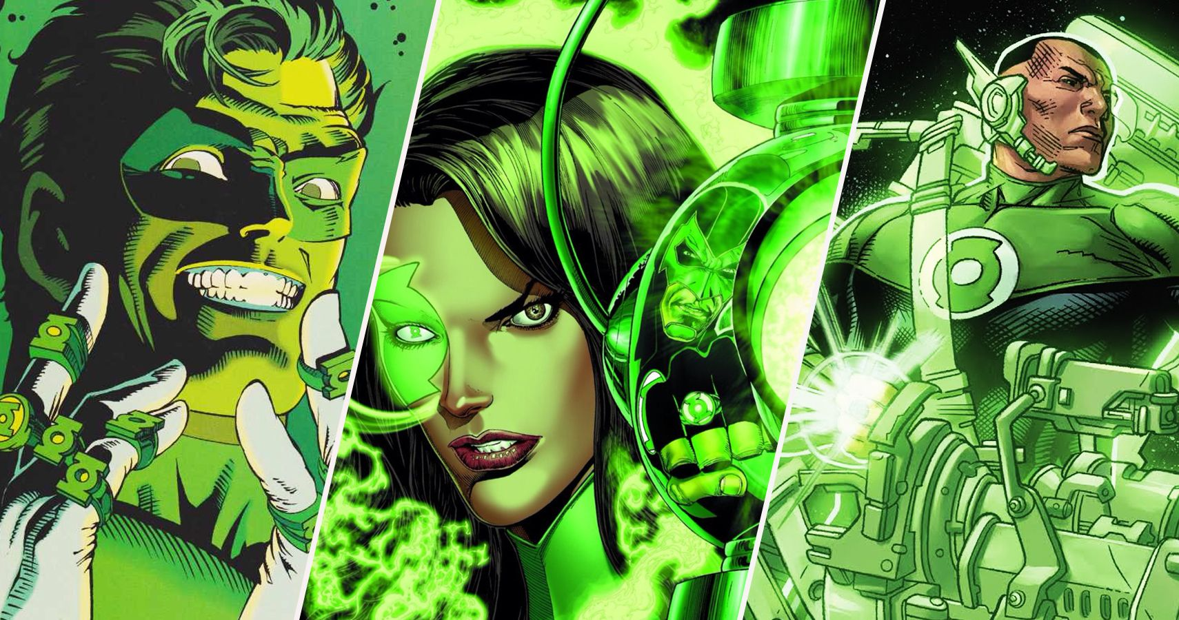 The Myers-Briggs® Personality Types of DC's Green Lanterns | CBR