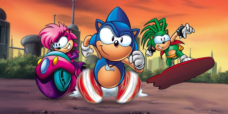 The Sonic Movie Might Be Bad But It S Still Better Than Sonic Underground