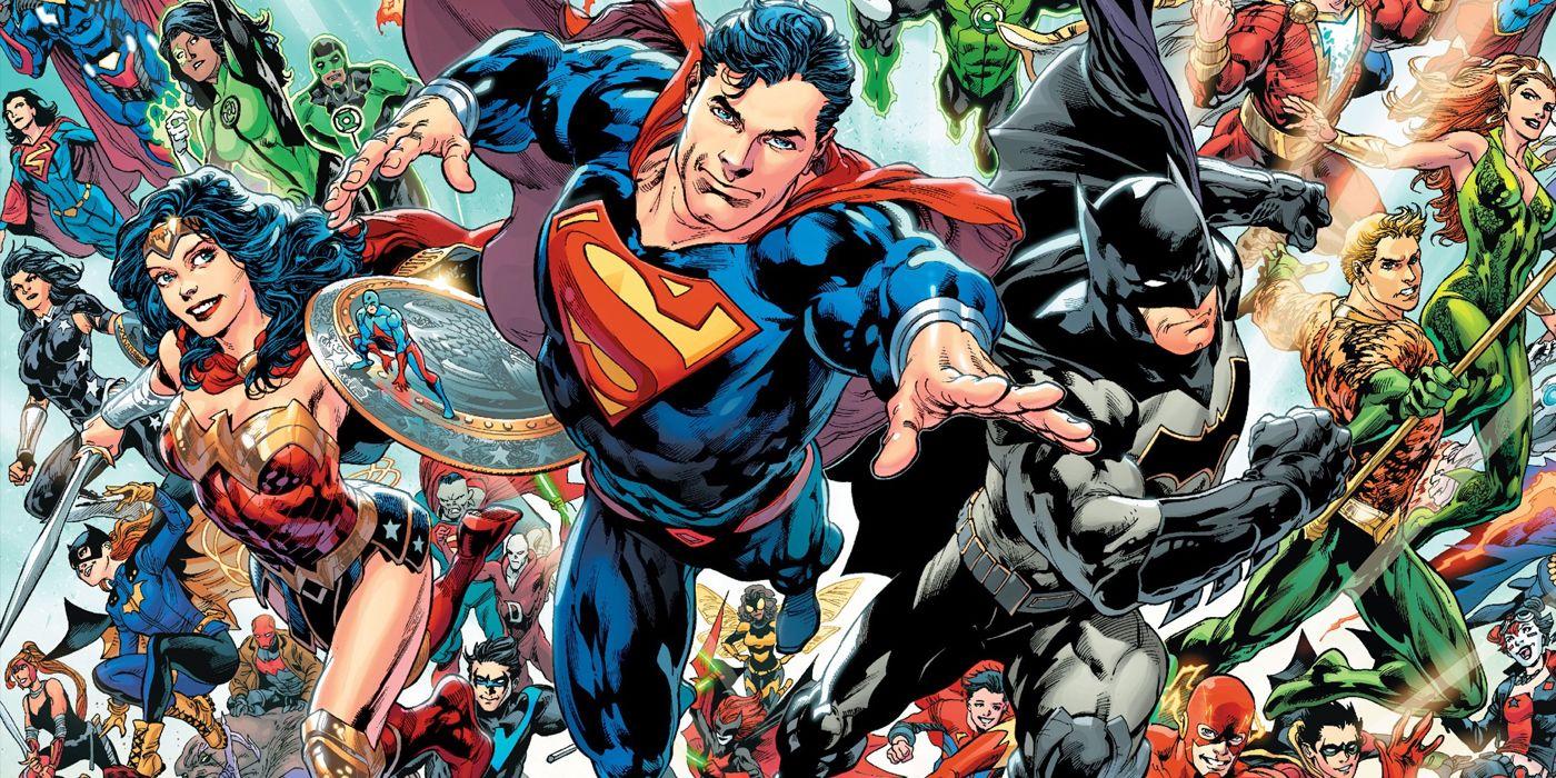 DC's Newest Hero Just Stumbled on a Massive Secret Conspiracy