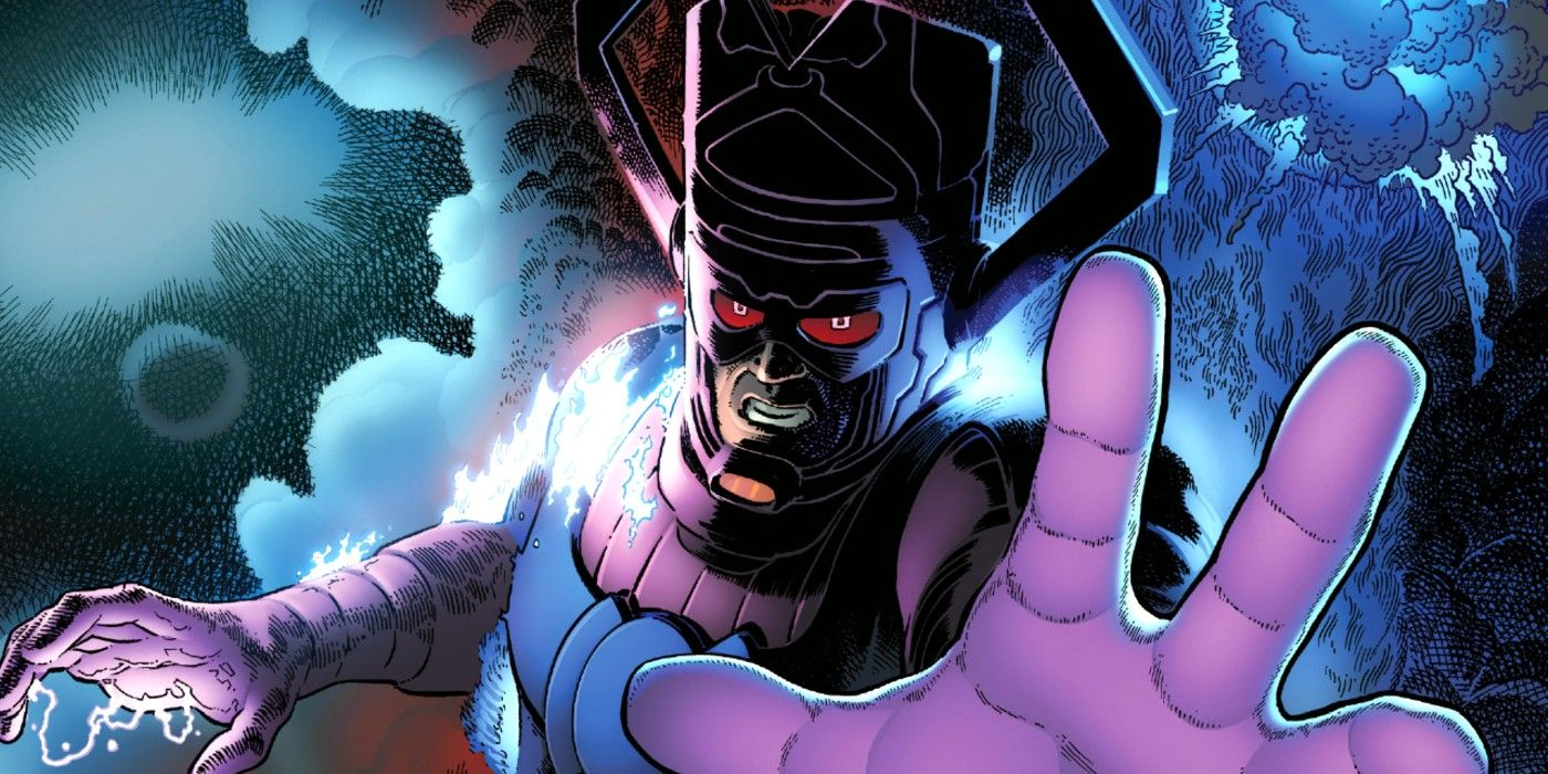 Avengers Reveals Galactus' Three Reunited Heralds | CBR