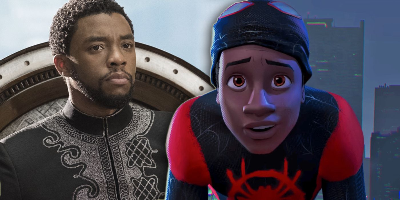 Into The Spider Verse Wins Big Black Panther Snubbed At Golden Globes