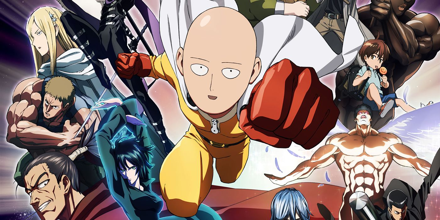 One Punch Man - Season 2: Everything We Know So Far | CBR