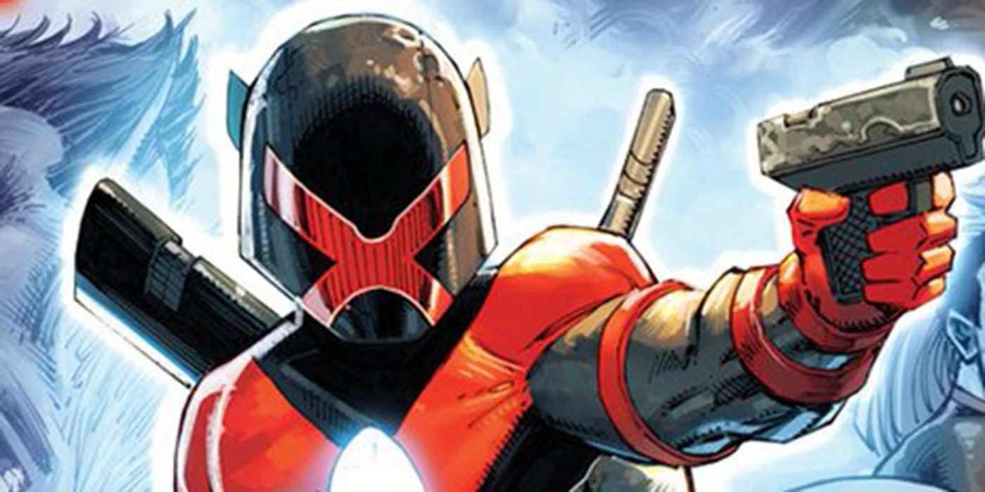 Major X: Rob Liefeld Debuts His 'Absolute Favorite' Character