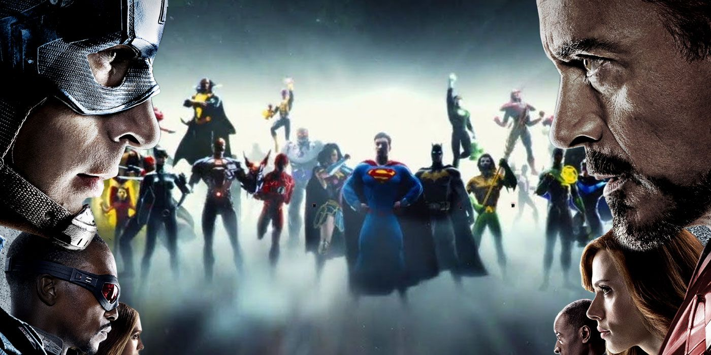 Why The DCEU's Future Is Brighter Than The MCU's | CBR