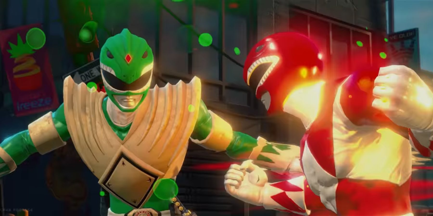 Power Rangers: Battle For The Grid Teaser Features Gameplay and a Big Cameo