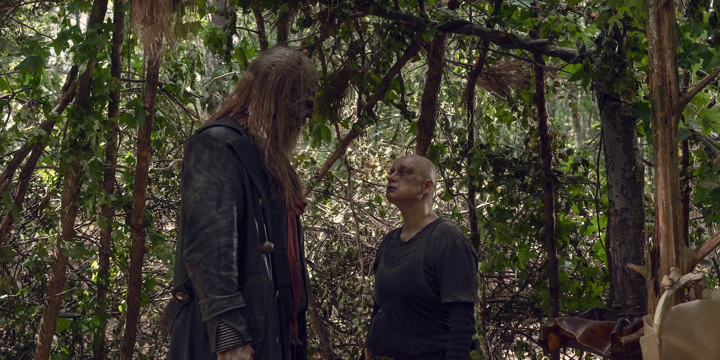 The Walking Dead: Alpha Meets Beta for the First Time in New Footage