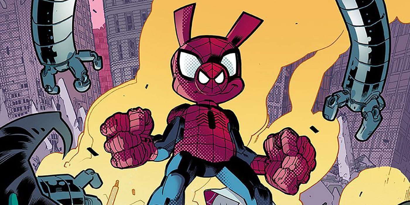 Spider-Verse Producer Phil Lord to Co-Write Spider-Man Annual #1