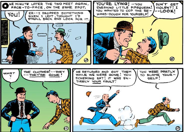 action comics 9a 3 - ¿Qué le pasa a la ropa de Clark Kent cuando se convierte en Superman?