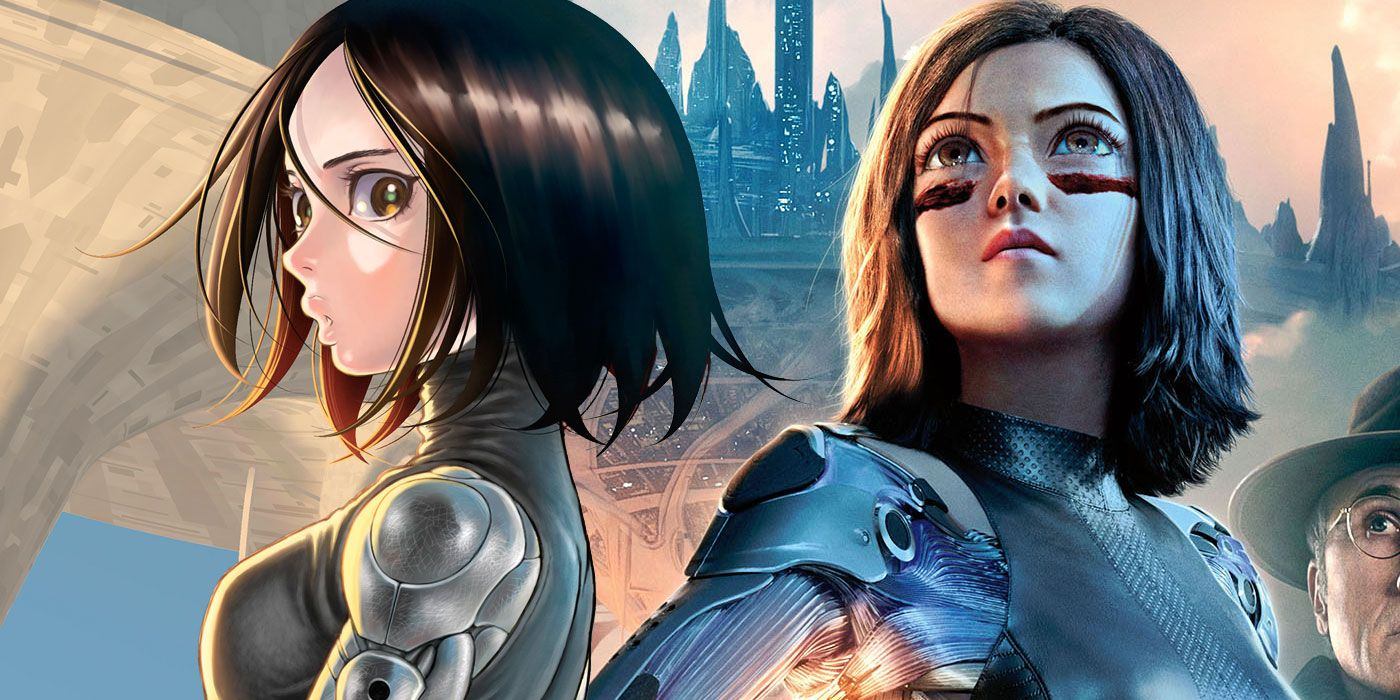 Everything Alita Battle Angel Changes From The Hit Manga Cbr
