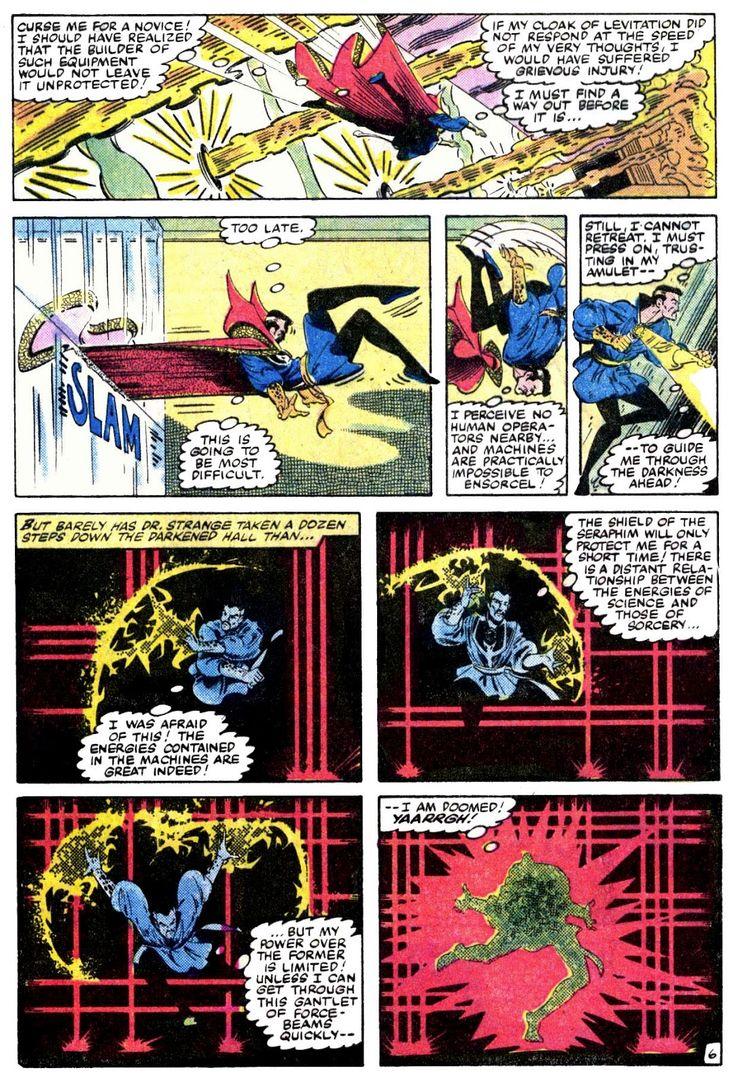 Doctor Strange Curses Himself For Being a Novice! | CBR