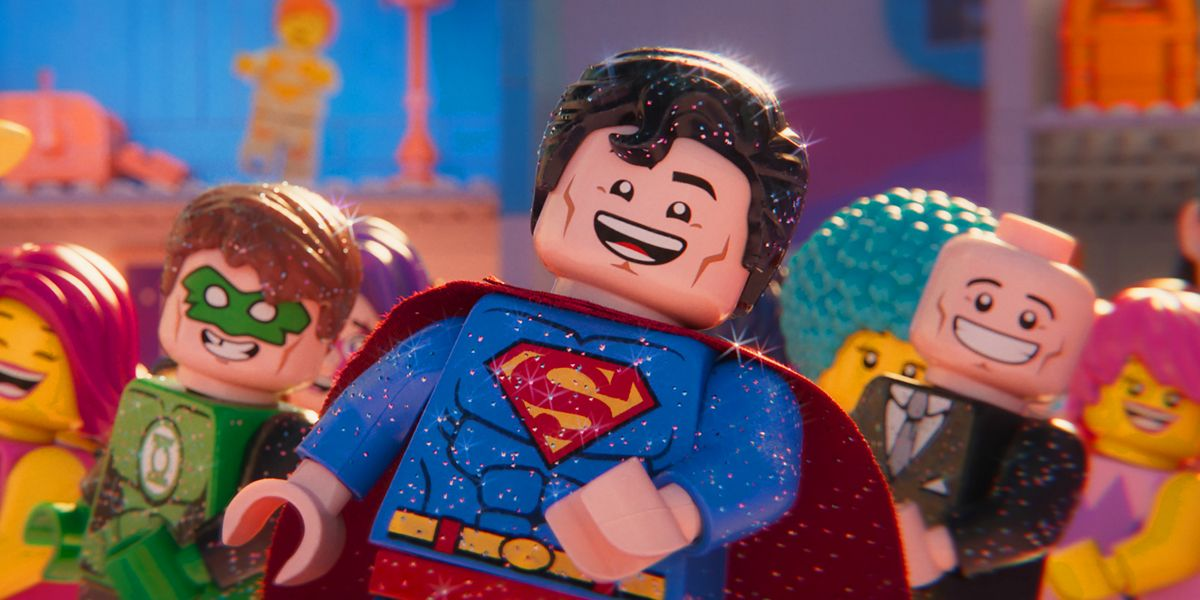 The LEGO Movie 2: Who Voices the Justice League Heroes? | CBR Superman Returns Cast