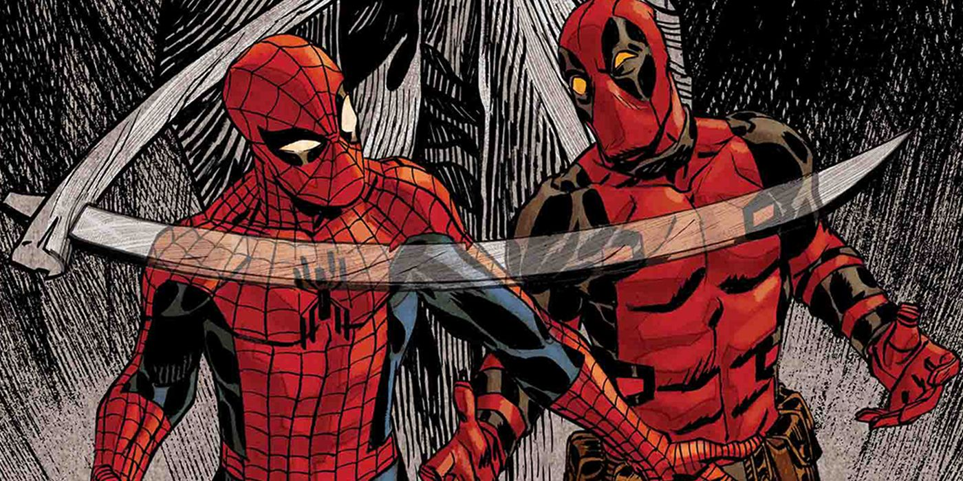 RUMOR: Marvel Studios Considering Deadpool in Third MCU Spider-Man Film