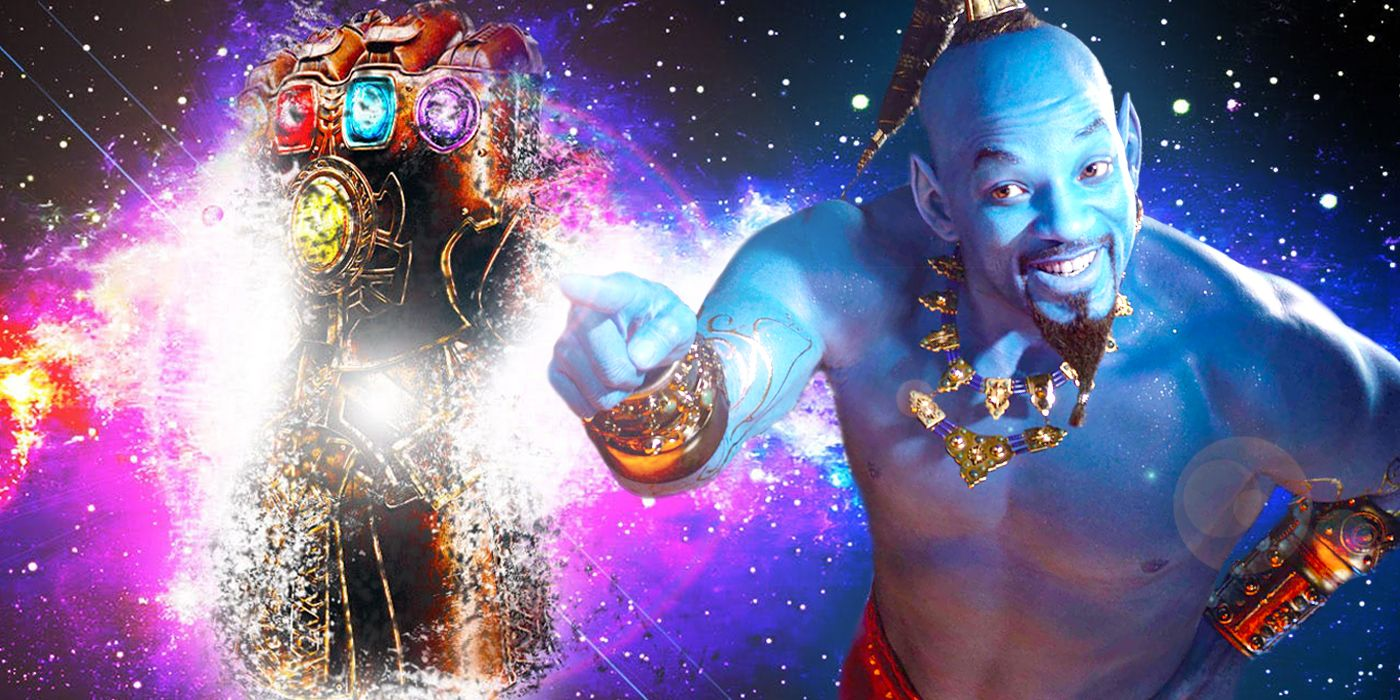 Aladdin's Genie vs. the Infinity Gauntlet: Which One is More Powerful?