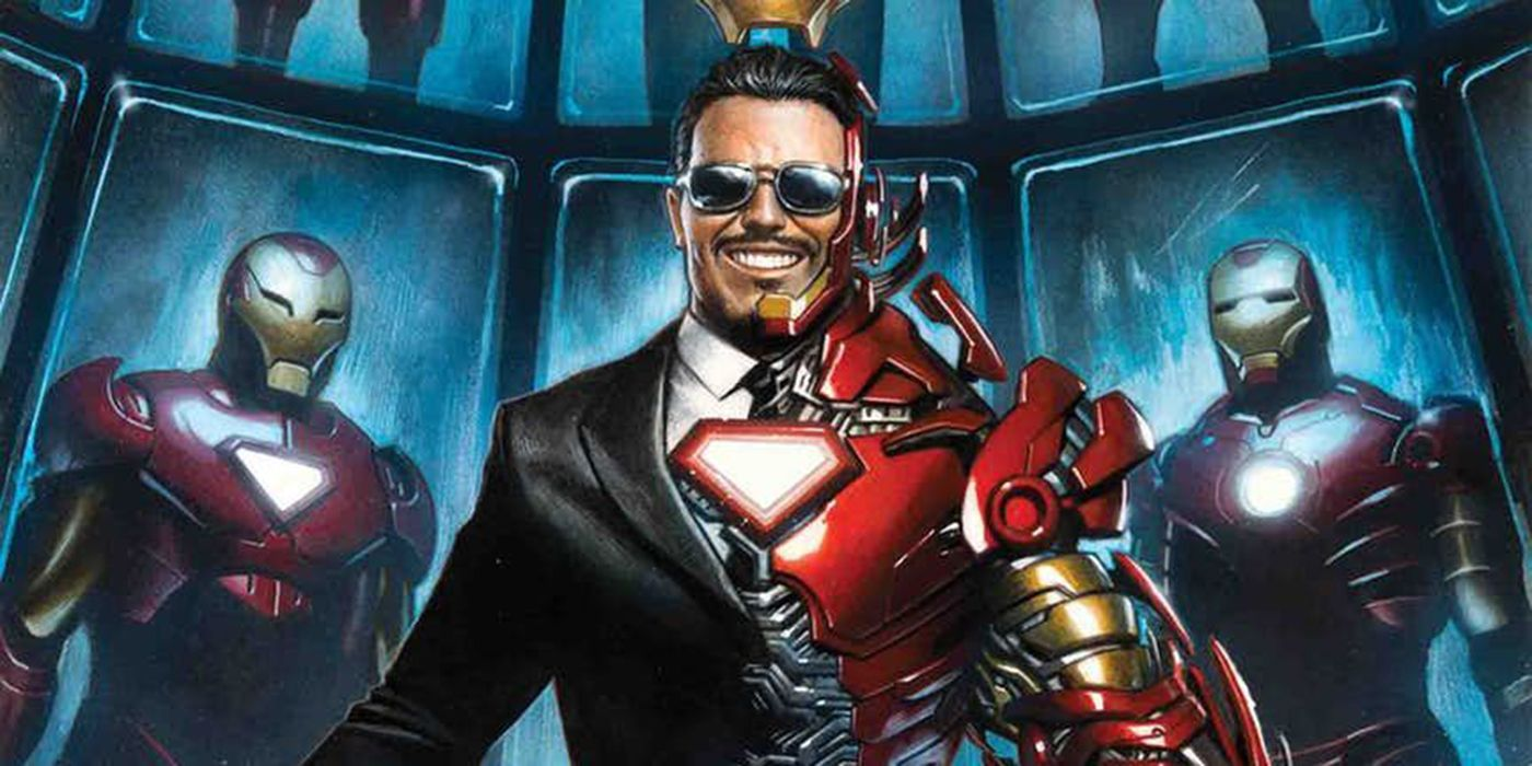 Tony Stark's Family Has a Secret History with Dracula   CBR
