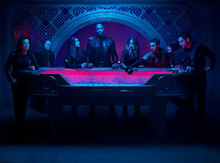 [Marvel's Agents of SHIELD] - trailer da sexta temporada! - Página 6 Agents-of-SHIELD-cast-photo