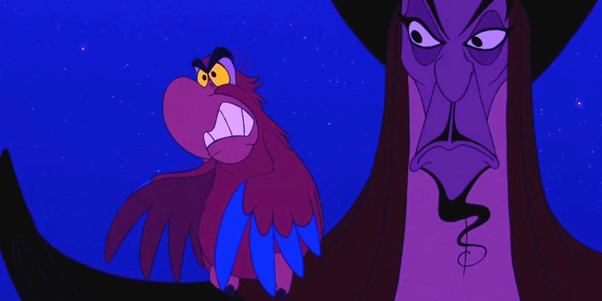 Aladdin: Gilbert Gottfried Is Apparently Upset He Was Replaced as Iago