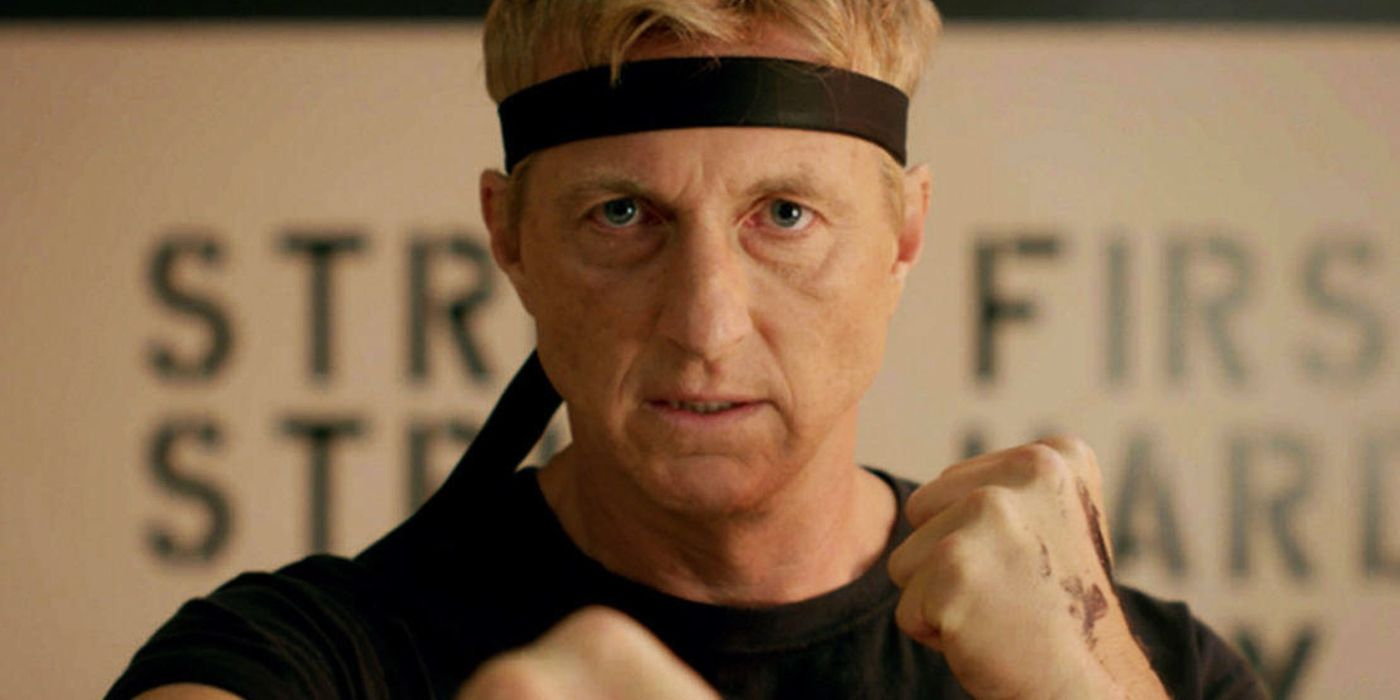Cobra Kai: YouTube Ordered the First Season Before Seeing A Script