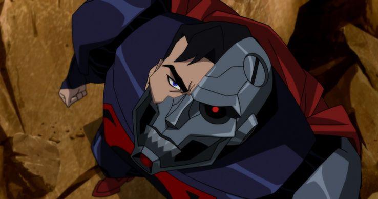 Cyborg Superman - Los 10 peores villanos de Superman