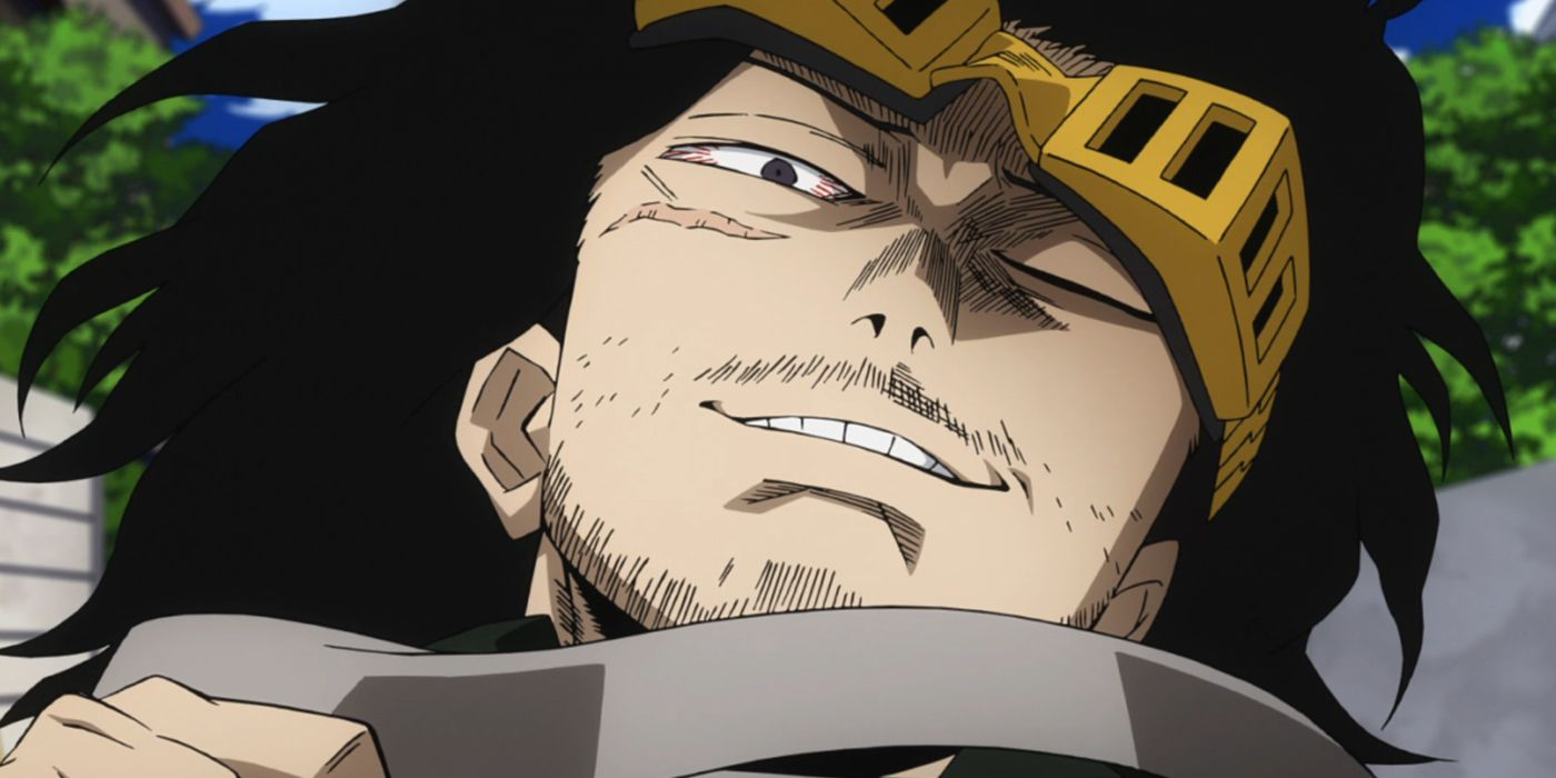 My Hero Academia: Who Is Shota Aizawa and Why Does Everyone Love Him?