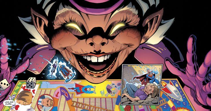 Mr Mxyzptlk - Los 10 peores villanos de Superman