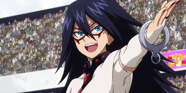 My Hero Academia 10 Facts You Didn T Know About Midnight Cbr Nemuri kayama, or as she's better known by her hero name midnight, is an 18+ professional hero and teacher at ua. my hero academia 10 facts you didn t