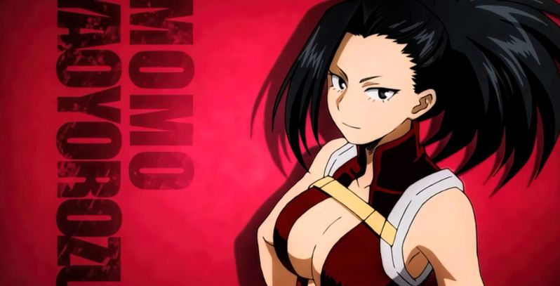 My Hero Academia Momo Yaoyorozu Quirks And Controversies Cbr