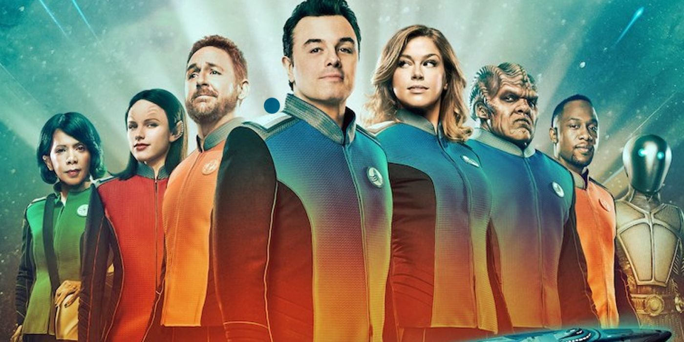 Was The Orville Renewed For Season 3? (Was It Canceled?) | CBR