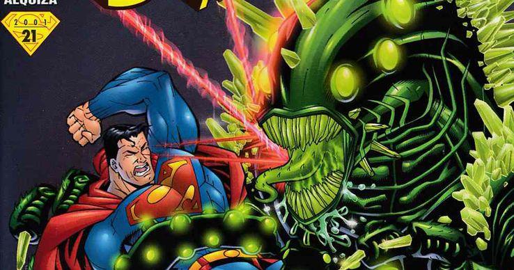 Superman vs Kancer - Los 10 peores villanos de Superman